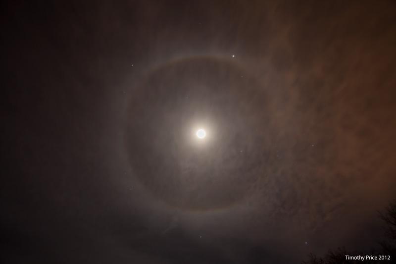 Moon ƒ/5.6 at 15seconds