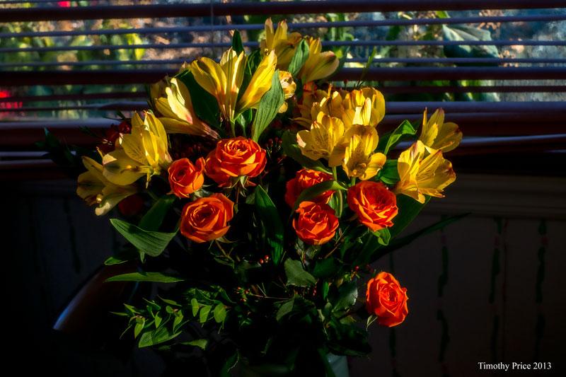 RosesLilies