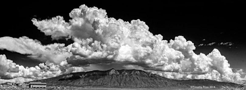 CloudsOverSandia8-8-14bw